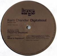 KERRI CHANDLER - Digitalsoul (Session Two) : 12inch