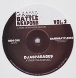 DJ ASPARAGUS / DJ PRIME  VS JAMES BROWN - G.A.M.M. Battle Weapons Vol. 2 : 12inch