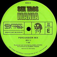 BJORN TORSKE & SIOB LATSYRC - Percussion Mix : SEX TAGS MANIA (NOR)