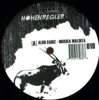 ALDO CADIZ / ANDRE BUTANO & DEMIAN MULLER - EP : 12inch