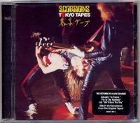 SCORPIONS - Tokyo Tapes : CD