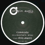 COMMODO - Eastern Bloc / Dokument : 12inch