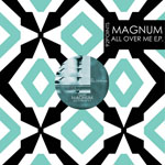 MAGNUM - All Over Me EP : 12inch