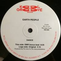 EARTH PEOPLE - Dance : 12inch