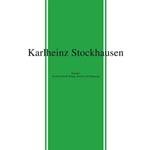 KARLHEINZ STOCKHAUSEN - Kontakte -Fur Elektronische Klange, Klavier und Schlagzeug- : LP
