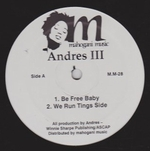 ANDRES - Andres III : 12inch
