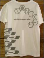 CHILL MOUNTAIN × MON - 2011\'s No Nukes Tee Mens : T-SHIRT