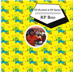 RASHAD AND SPINN MEET TSHETSHA BOYS - R.P. Boo Meets Shangaan Electro : 12inch