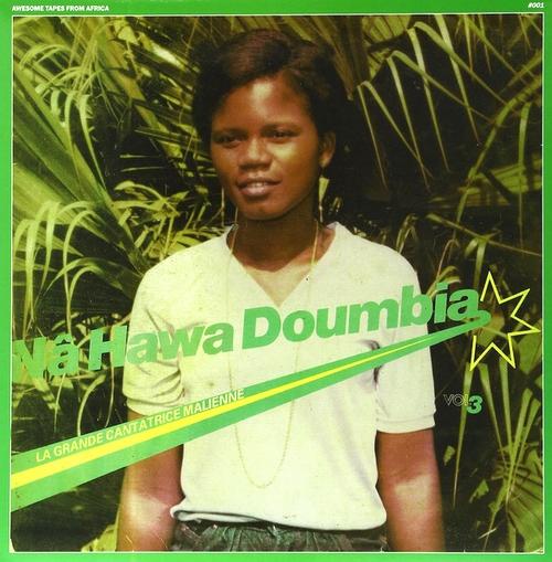 NA HAWA DOUMBIA - La Grande Cantatrice Malienne Vol. 3 : LP