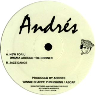 ANDRES - New For U : 12inch