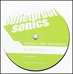R.K. - R.K. Edits Vol 1 : BULLETPROOFSONICS (UK)