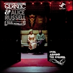 QUANTIC & ALICE RUSSELL WITH THE COMBO BARBARO - Look Around The Corner : 10inch