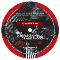EL NEGRO & ROBBY / ALAYAVIJANA - Split EP : 12inch
