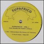 VARIOUS - Supafrico 1 : 12inch