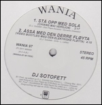 DJ SOTOFET - Pulehouse : 12inch