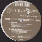 CHICKEN LIPS - Many Members : 12inch