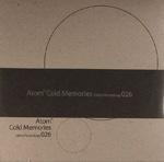 ATOM TM - Cold Memories : 2CD