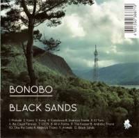 BONOBO - Black Sands : CD