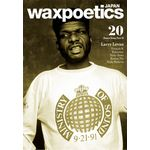 WAX POETICS JAPAN - No.20 : WAXPOETICS JAPAN (JPN)