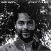 JAMES MASON - Nightgruv / I Want Your Love : 12inch