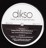 VARIOUS - Super Sound Single Remixes : DIKSO (GER)