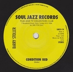 BARRY STOLLER / BARBARA MOORE - Condition Red / Steam Heat : 7inch