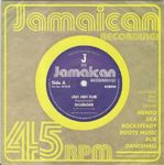 DILLINGER / KING TUBBY & THE AGGROVATORS - Jah Jah Dub / A Social Version : JAMAICAN RECORDINGS (UK)