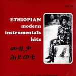 VARIOUS - Ethiopian Modern Instrumentals Hits : LP