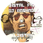 DISTAL feat.DJ RASHAD - Stuck Up Money : 12inch