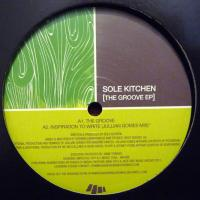 SOLE KITCHEN - The Groove EP : 12inch