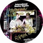 HRDVSION - Right And Tight EP : 12inch
