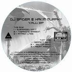DJ SPIDER & HAKIM MURPHY - Kaiju EP : PLAN B (US)