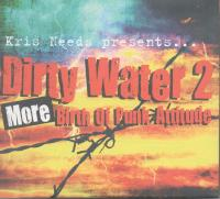 VA - Dirty Water 2 -More Birth Of Punk Attitude- : 2CD