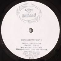 VARIOUS - Disco In Distress Part 2 : 12inch