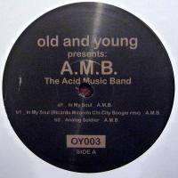A.M.B. - The Acid Music Band : 12inch