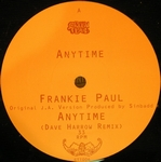 FRANKIE PAUL - Anytime : 12inch