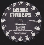 WINDY CITY / ILLVESTER - Chicago (Kon Edit) / Feel Real (Kon Remix) : 12inch