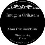 IMUGEM ORIHASAM - Gleam From Distant Gate EP : NSYDE MUSIC (GER)