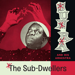 SUN RA AND HIS ARKESTRA - The Sub-Dwellers  -Space Poetry Volume Two- : LP