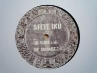 AFEFE IKU - The Blues : 10inch