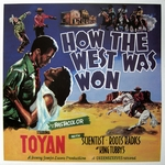 TOYAN - How The West Was Won : LP