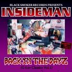 INSIDEMAN - Back In The Dayz G-luv Classics Vol.1 : MIX-CD