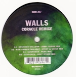 WALLS - Coracle Remixe : 12inch