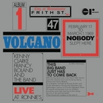 THE KENNY CLARKE FRANCY BOLAND BIG BAND - The First Set -Volcano : REARWARD (ITA)