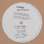 VTOTHED - What We See EP : 12inch