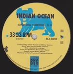 INDIAN OCEAN - School Bell / Treehouse : SLEEPING BAG (US)