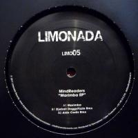 MINDREADERS - Marimba EP : 12inch