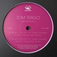 TOM TRAGO - Iris Remixes (KINK / LARRY HEARD / LINKWOOD) : 12inch