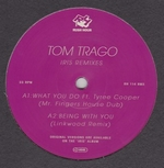 TOM TRAGO - Iris Remixes (KINK / LARRY HEARD / LINKWOOD) : 12inch