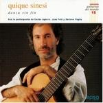 QUIQUE SINESI - Danza Sin Fin : CD